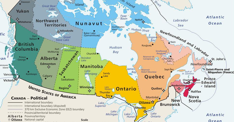 map-canada